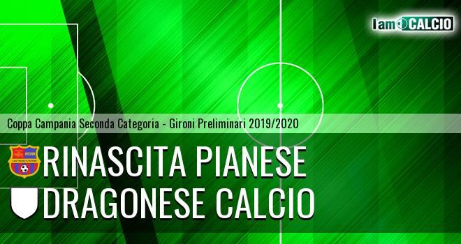 Rinascita Pianese - Dragonese Calcio