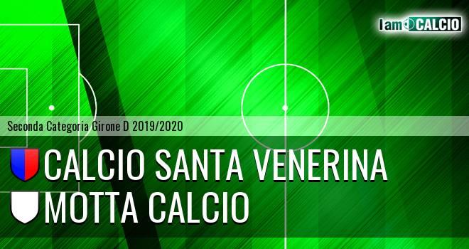 Calcio Santa Venerina - Motta Calcio