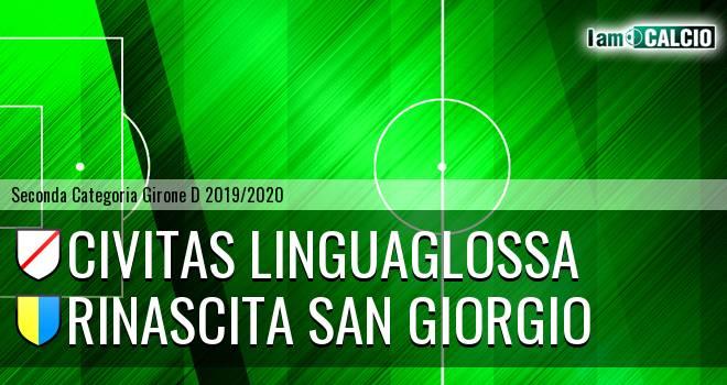 Civitas Linguaglossa - Rinascita San Giorgio