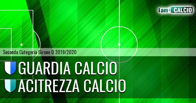 Guardia Calcio - Acitrezza Calcio