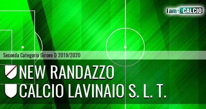 New Randazzo - Calcio Lavinaio S. L. T.
