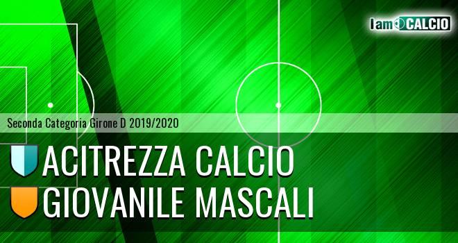 Acitrezza Calcio - Giovanile Mascali