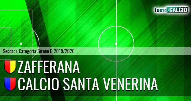 Zafferana - Calcio Santa Venerina