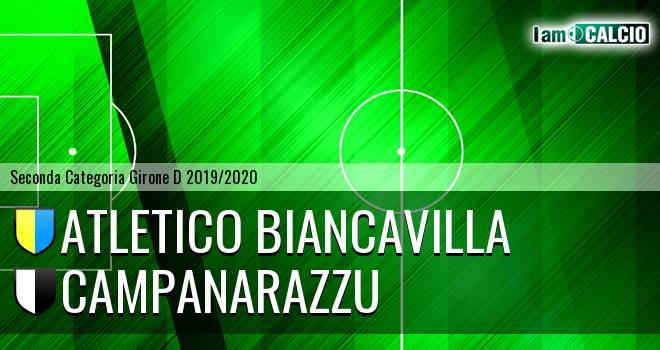 Atletico Biancavilla - Campanarazzu