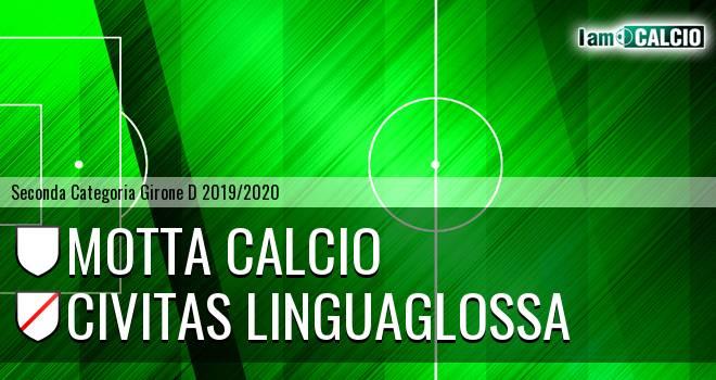 Motta Calcio - Civitas Linguaglossa