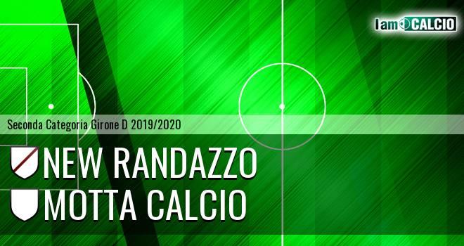 New Randazzo - Motta Calcio