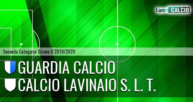 Guardia Calcio - Calcio Lavinaio S. L. T.