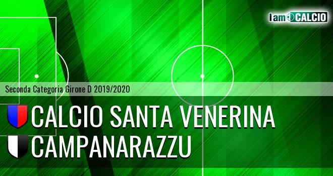 Calcio Santa Venerina - Campanarazzu