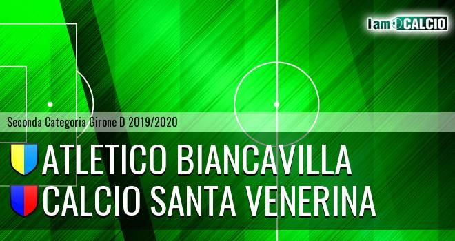 Atletico Biancavilla - Calcio Santa Venerina