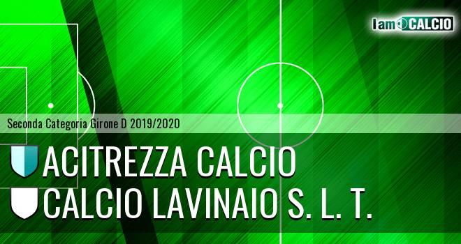 Acitrezza Calcio - Calcio Lavinaio S. L. T.