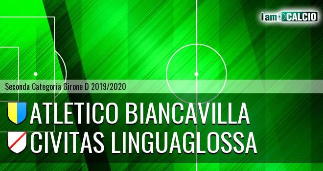 Atletico Biancavilla - Civitas Linguaglossa
