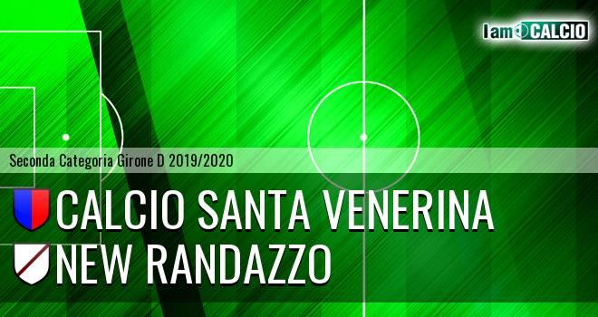 Calcio Santa Venerina - New Randazzo