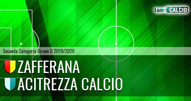Zafferana - Acitrezza Calcio