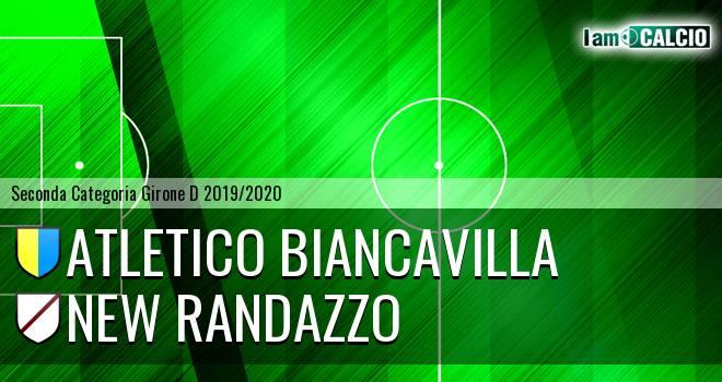 Atletico Biancavilla - New Randazzo