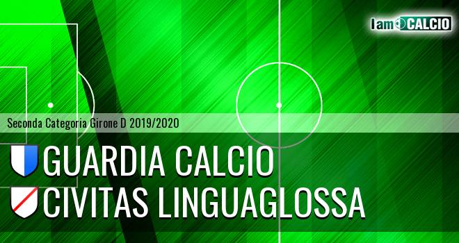 Guardia Calcio - Civitas Linguaglossa