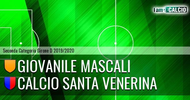 Giovanile Mascali - Calcio Santa Venerina