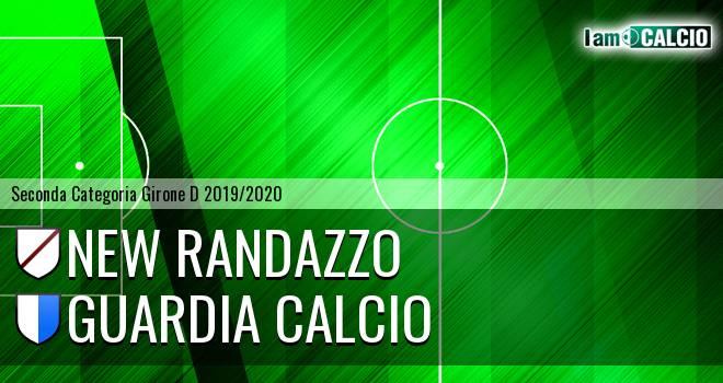New Randazzo - Guardia Calcio