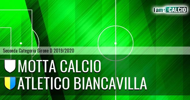 Motta Calcio - Atletico Biancavilla