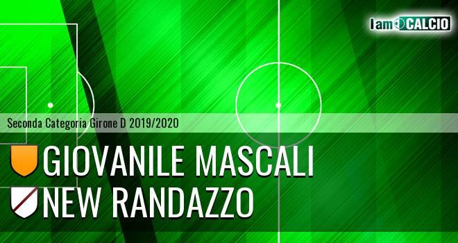 Giovanile Mascali - New Randazzo