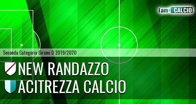 New Randazzo - Acitrezza Calcio