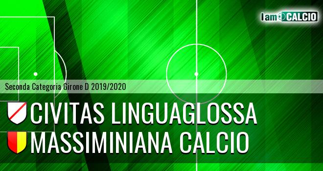 Civitas Linguaglossa - Massiminiana Calcio