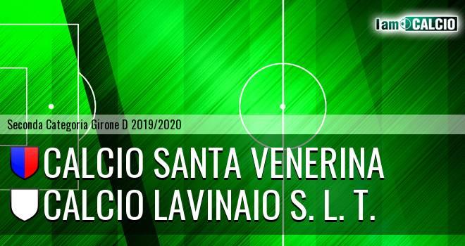 Calcio Santa Venerina - Calcio Lavinaio S. L. T.