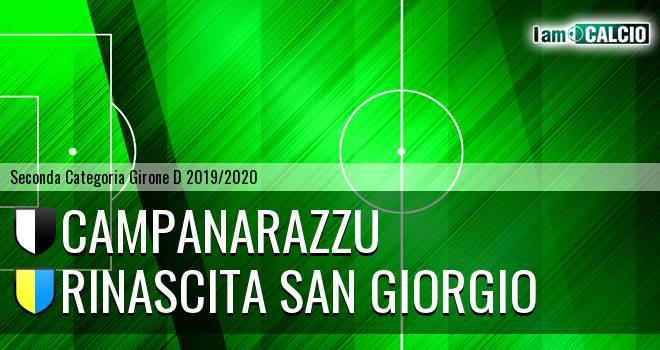 Campanarazzu - Rinascita San Giorgio