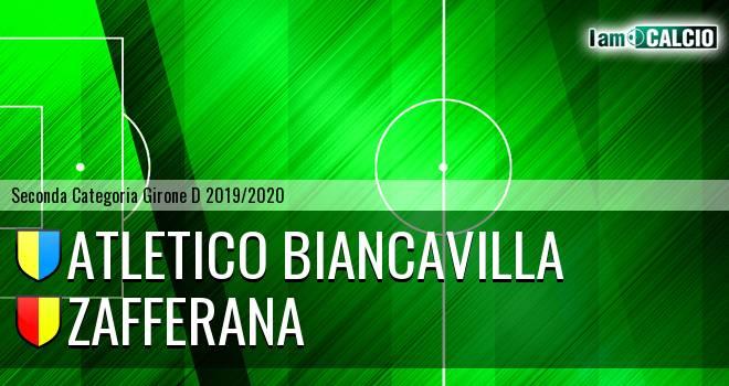 Atletico Biancavilla - Zafferana
