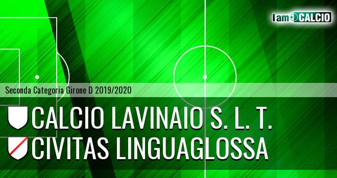 Calcio Lavinaio S. L. T. - Civitas Linguaglossa