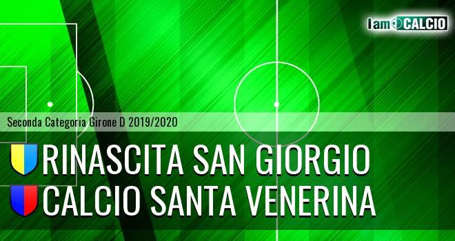 Rinascita San Giorgio - Calcio Santa Venerina