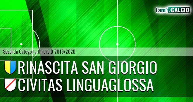 Rinascita San Giorgio - Civitas Linguaglossa
