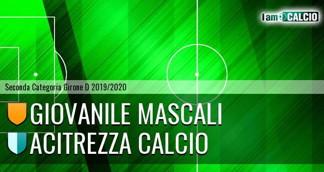 Giovanile Mascali - Acitrezza Calcio