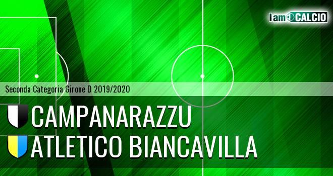 Campanarazzu - Atletico Biancavilla