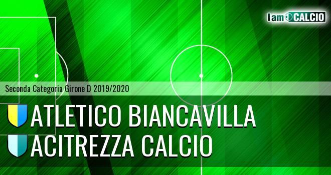 Atletico Biancavilla - Acitrezza Calcio