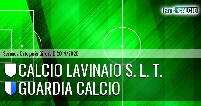 Calcio Lavinaio S. L. T. - Guardia Calcio