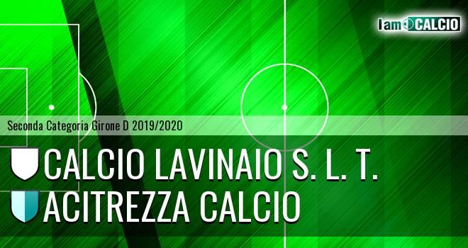 Calcio Lavinaio S. L. T. - Acitrezza Calcio