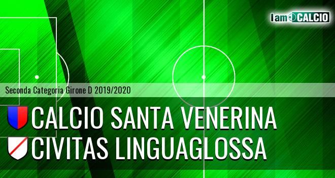 Calcio Santa Venerina - Civitas Linguaglossa
