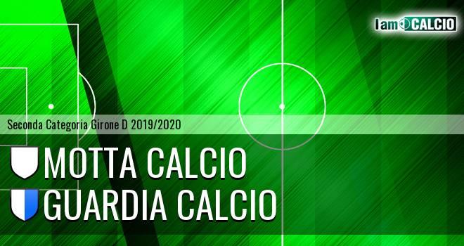 Motta Calcio - Guardia Calcio