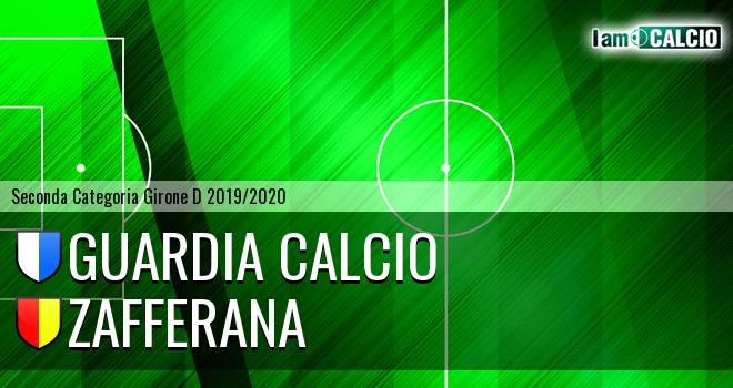 Guardia Calcio - Zafferana
