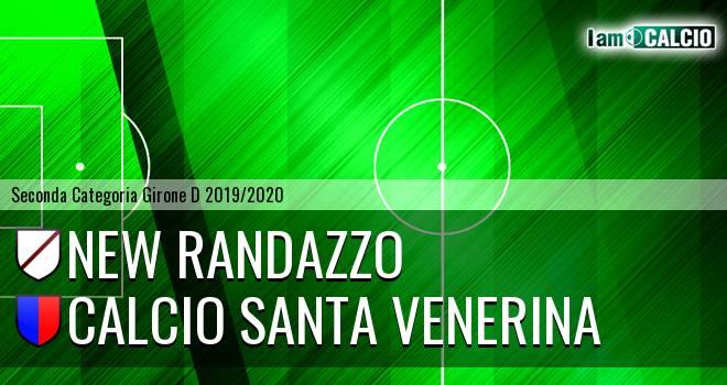 New Randazzo - Calcio Santa Venerina