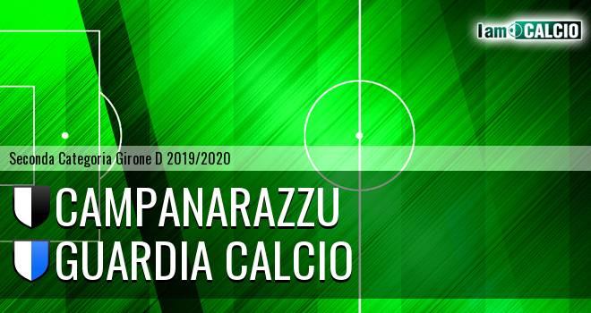 Campanarazzu - Guardia Calcio