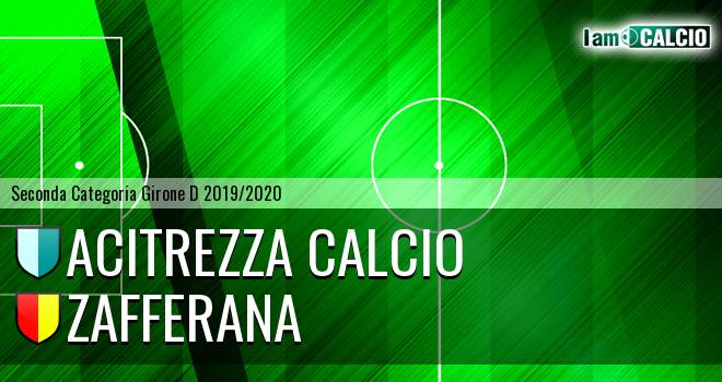Acitrezza Calcio - Zafferana