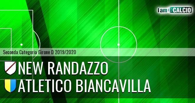New Randazzo - Atletico Biancavilla