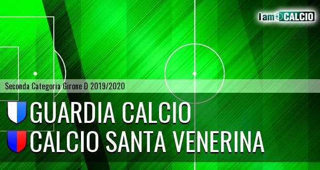 Guardia Calcio - Calcio Santa Venerina