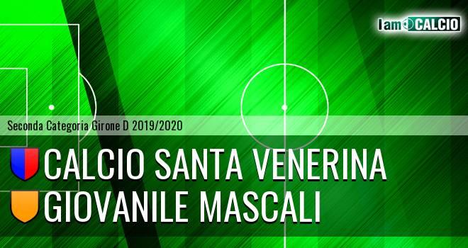 Calcio Santa Venerina - Giovanile Mascali