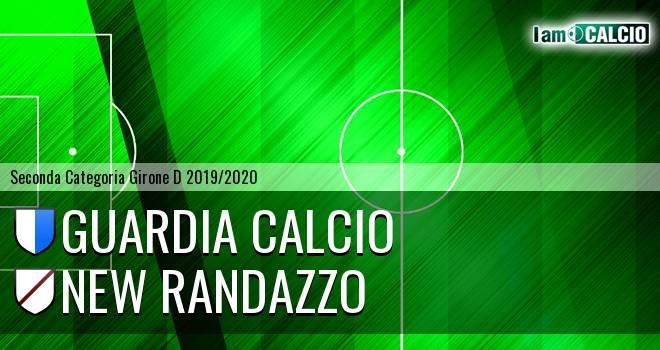 Guardia Calcio - New Randazzo