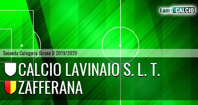 Calcio Lavinaio S. L. T. - Zafferana
