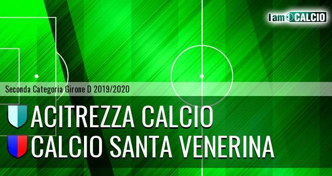 Acitrezza Calcio - Calcio Santa Venerina