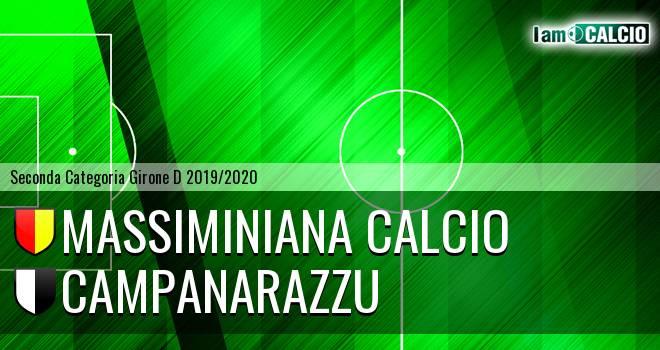 Massiminiana Calcio - Campanarazzu