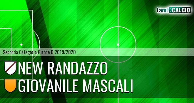 New Randazzo - Giovanile Mascali